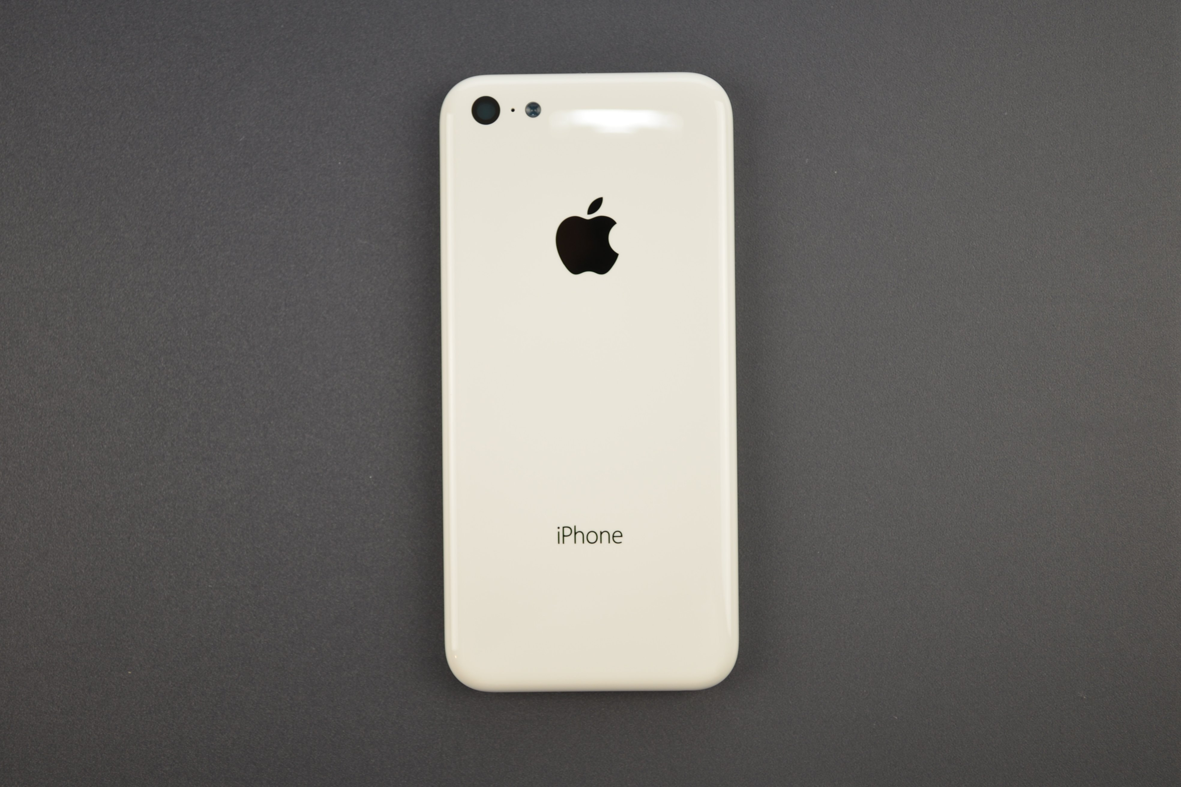 iphone 5c white on with the white iphone 5c back housing 11148